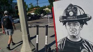 RIP  Ron Herens, the Georgia firefighter killed in the crash in Venice by DUI driver RIP