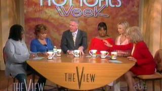 Glenn Beck is Confronted by Whoopi & Barbara on The View 5/20/2009