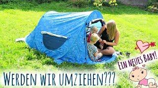 Haben wir die Wohnung?!?! | Babyglück! | Familienvlog #66