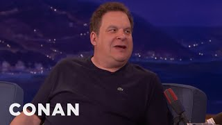 """Don't Pitch Jeff Garlin Your """"Curb"""" Ideas  - CONAN on TBS"""