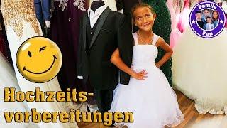 HOCHZEITSVORBEREITUNG  Fashion Tour ZAHN OPERATION Vlog | Our life FAMILY FUN