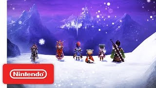 I Am Setsuna – Nintendo Switch Launch Trailer