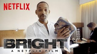 Bright | Will Smith Surprises Fans During Bright World Tour | Netflix