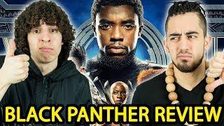 Black Panther Review [Spoiler-FREI] | Jay & Arya