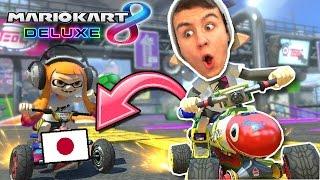 ICH ALLEINE GEGEN 9 JAPANER | Mario Kart 8 Deluxe