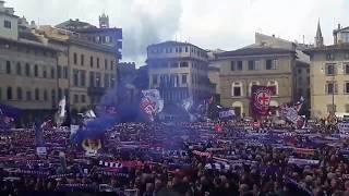 Davide Astori Fiorentina fans say their final goodbye