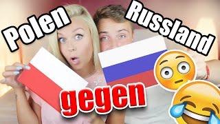 POLEN vs. RUSSLAND 😂 - Sprachen Challenge mit MEINEM VERLOBTEN | Dagi Bee