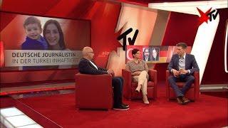 In der Türkei inhaftiert: Hüseyin Tolu und Ilkay Yücel im Talk | stern TV (17.05.2017)