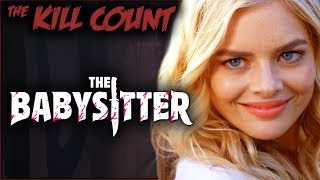 The Babysitter (2017) KILL COUNT