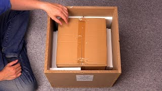 Unboxing a MONSTER   Extreme neodymium magnets