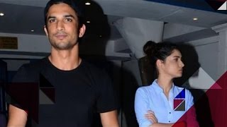 Sushant Singh Rajput Angry With Ex-Girlfriend Ankita | Bollywood News