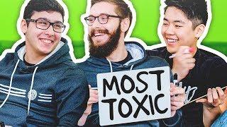 Most TOXIC TSM Member?! | HTC Superlatives