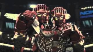 Transformers vs. terminator vs. real steel