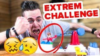 EXTREM Challenge mit RayFox 😱 - Looping Louie || Flowest