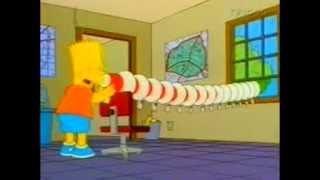 Bart Simson   Megafone Testing