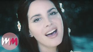 Top 10 Best Lana Del Rey Music Videos