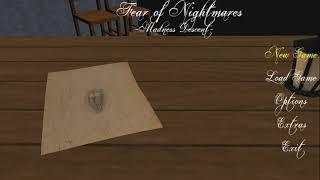 Fear of Nightmares