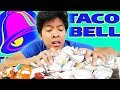 I Try Everything On The Taco Bell Menu!mp3