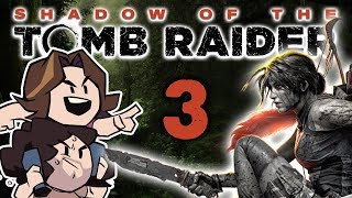 Shadow of the Tomb Raider: Searching the Tomb - PART 3 - Game Grumps