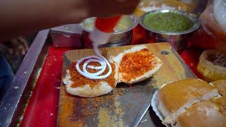 Street Food Scene Pune, India | Indian Street Foods