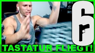 TASTATUR FLIEGT! Rainbow Six: Siege - Flying Uwe