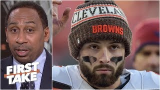 Baker Mayfield should be happy with Browns fans