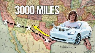 Road Trip in a Tesla! (Part 1)