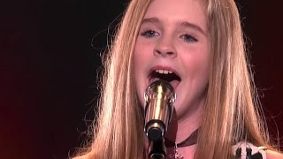 Country Girl Kadie Lynn, 12, Blows The Crowd Away | Judge Cuts 2 | America