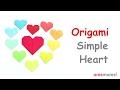 Origami Heart (easy - single sheet)mp3