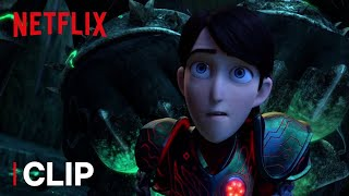 Trollhunters Part 2 | Exclusive Clip | You Look Like Blinky [HD] | Netflix HD
