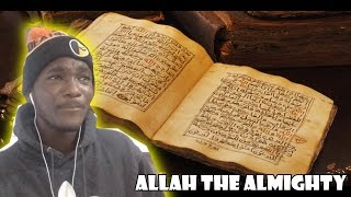 CHRISTIAN LISTENS TO THE QURAN FOR THE FIRST TIME   GONE LOVELY 