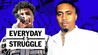 Trump Vouches for Rocky, Nas' 'Lost Tapes 2,' Blueface Says He's the Best Lyricist|Everyday Struggle