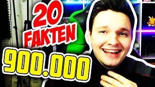 20 KRASSE FAKTEN ÜBER DANNY JESDEN !!!