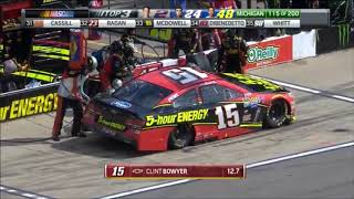 NASCAR Bad Combinations: Clint Bowyer and HScott Motorsports