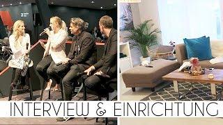 INTERVIEW & WOHNZIMMER EINRICHTUNGSPROBLEME - Kathi2go