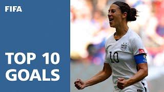 TOP 10 GOALS: FIFA Women