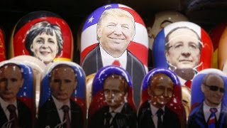 Russians try to decipher Trump