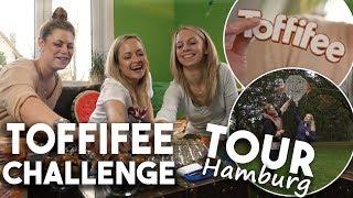 DRACHEN BASTELN mit TOFFIFEE? Toffifee CHALLENGE Tour HAMBURG I Mellis Blog (P)