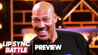 "LaVar Ball Performs ""Hate Me Now"" by Nas ft. Puff Daddy 