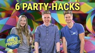 6 coole Party-Hacks mit So Geht Das! | Phil