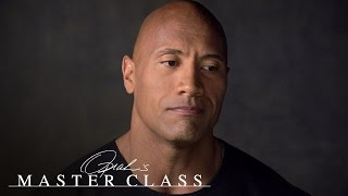 How a Bout of Depression Led to Dwayne Johnson