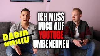 ICH MUSS MICH AUF YOUTUBE UMBENENNEN | BARID