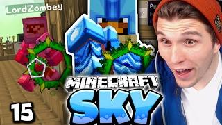 PALDADOBEY PVP EVENT & TÖDLICHE WURFSTERNE! ✪ Minecraft Sky #15   Paluten