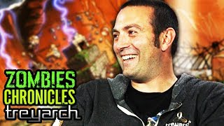 IMPOSSIBLE EASTER EGG, FUTURE STORY & MORE: JASON BLUNDELL INTERVIEW PART 1 (Zombies Chronicles)