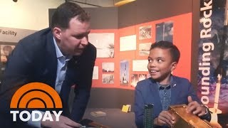 Meet The 8-Year-Old Boy Who Could Be The Next Einstein | TODAY