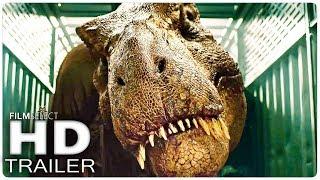 JURASSIC WORLD 2: El Reino Caído Trailer Español (2018)