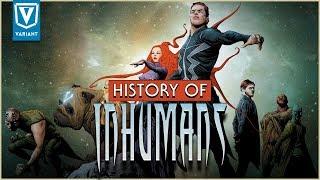 History Of Marvel