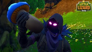 RAVEN POISONS RAPTOR!! - *SEASON 5* Fortnite Short Film