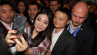 Jack Ma's press conference in Kuala Lumpur