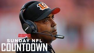 Marvin Lewis leaving the Cincinnati Bengals | NFL Countdown | ESPN